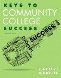 Keys to Community College Success Plus NEW MyStudentSuccessLab with Pearson eText -- Access ...