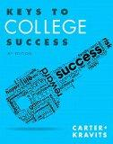 Keys to College Success Plus MyStudentSuccessLab with Pearson eText -- Access Card Package (...