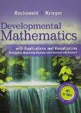 Developmental Mathermatics with Applications and Visualization -- with Student Access Kit