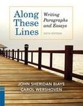 Along These Lines: Writing Paragraphs and Essays Plus MyWritingLab with eText -- Access Card...