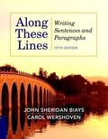 Along These Lines: Writing Sentences and Paragraphs Plus MyWritingLab with eText -- Access C...