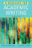 A Sequence for Academic Writing Plus MyWritingLab with Pearson eText -- Access Card Package ...