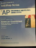 Pearson Education Test Prep Series for AP Government and Politics: United States to accomopa...