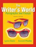 The Writer's World: Paragraphs and Essays Plus MyWritingLab with Pearson eText -- Access Car...