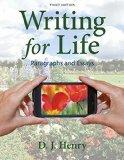Writing for Life: Paragraphs and Essays Plus MyWritingLab with eText -- Access Card Package ...