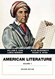 American Literature, Volume I (2nd Edition)