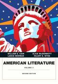 American Literature, Volume II (2nd Edition)