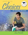 Choices for College Success Plus NEW MyStudentSuccessLab Update -- Access Card Package (2nd ...