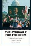 The Struggle for Freedom: A History of African Americans, Combined Volume (2nd Edition)