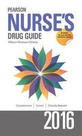 Pearson Nurse's Drug Guide 2016