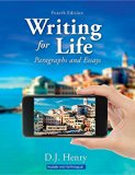 Writing for Life: Paragraphs and Essays Plus MyWritingLab with Pearson eText -- Access Card ...
