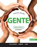 Gente: nivel básico 2015 Release -- Access Card Package (3rd Edition)