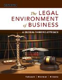 The Legal Environment of Business: A Critical Thinking Approach (8th Edition)