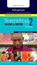 NorthStar Reading and Writing 2 MyEnglishLab, International Edition