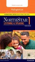 NorthStar Listening and Speaking 1 MyEnglishLab, International Edition