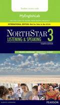 NorthStar Listening and Speaking 3 MyEnglishLab, International Edition