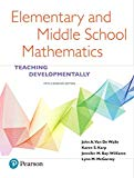 Elementary and Middle School Mathematics: Teaching Developmentally, Fifth Canadian Edition (...