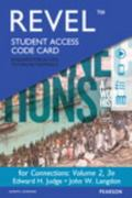 REVEL -- Access Card -- for Connections : A World History, Volume 2