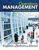 Operations Management: Processes and Supply Chains Plus MyLab Operations Management with Pea...