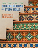College Reading and Study Skills (13th Edition)