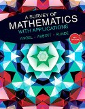 A Survey of Mathematics with Applications plus MyMathLab Student Access Card -- Access Code ...