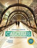 Calculus and Its Applications Expanded Version Media Update Plus MyMathLab -- Access Card Pa...