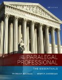 Paralegal Professional: The Essentials, The (5th Edition)