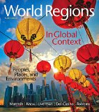 World Regions in Global Context: Peoples, Places, and Environments Plus MasteringGeography w...