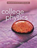 College Physics: A Strategic Approach Technology Update Volume 1 (Chapters 1-16) (3rd Edition)