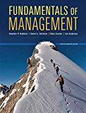 Fundamentals of Management, Eighth Canadian Edition Plus MyManagementLab with Pearson eText ...