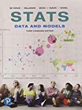STATS: DATA AND MODELS, THIRD CANADIAN EDITION