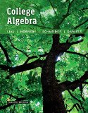 College Algebra plus MyMathLab with Pearson eText -- Access Card Package (12th Edition)