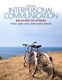 Interpersonal Communication: Relating to Others,  Plus NEW MyCommunicationLab for Interperso...