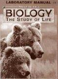 Biology: Study of Life, Laboratory Manual for