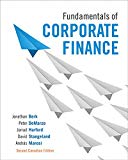 Fundamentals Of Corporate Finance, Second Canadian Edition Plus Myfinancelab With Pearson Et...