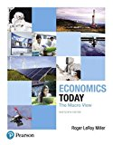 Economics Today: The Macro View (19th Edition) (Pearson Series in Economics)