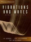 Vibrations and Waves - W. Gough - Paperback