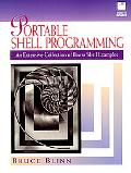 Portable Shell Programming An Extensive Collection of Bourne Shell Examples