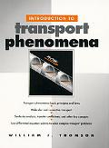Introduction to Transport Phenomena