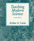 Teaching Modern Science