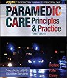Paramedic Care: Principles & Practice Volume 1 5th Edition