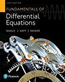 Fundamentals of Differential Equations Plus MyMathLab with Pearson eText -- Access Card Pack...