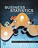 Business Statistics Plus MyLab Statistics with Pearson eText -- Access Card Package (4th Edi...