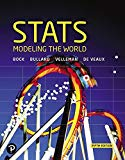 Stats: Modeling the World (5th Edition)