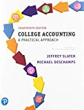 College Accounting Chapters 1-12 with Study Guide and Working Papers (14th Edition)