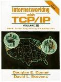 Internetworking W/tcp/ip,v.iii