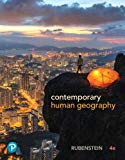 Contemporary Human Geography (4th Edition)