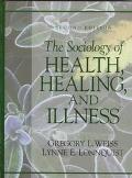 Sociology of Health,healing+illness