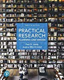 Practical Research: Planning and Design plus MyLab Education with Pearson eText -- Access Ca...