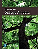 Essentials of College Algebra plus MyLab Math with Pearson eText -- Access Card Package (12t...